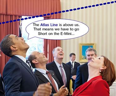 Atlas Line Oval Office