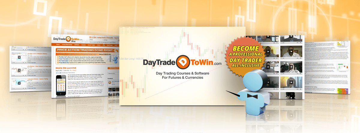 Atlas Line Software - Day Trade To Win