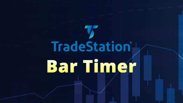 Bar Timer for TradeStation