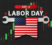 Labor Day 2017 Trading Hours